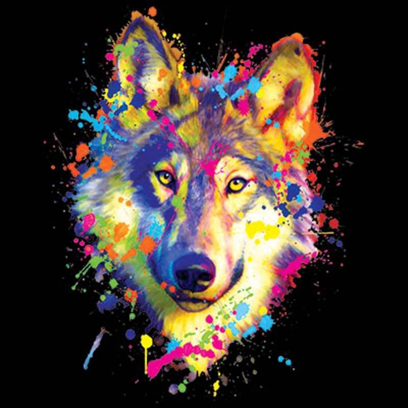 Neon lobo