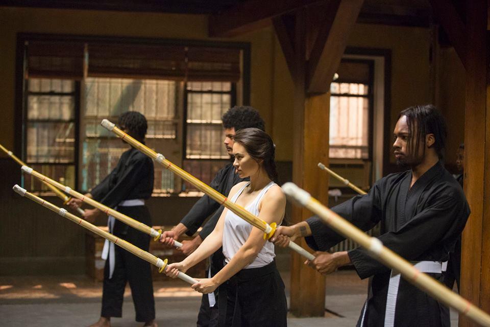 Netflix Images New Iron Fist Stills HD