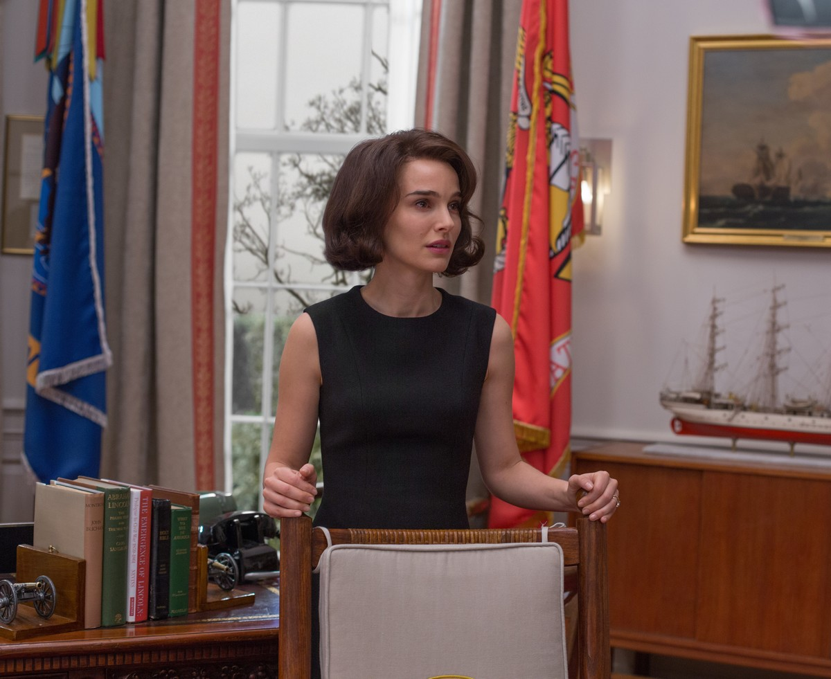 Джеки С Натали Портман Смотреть Онлайн