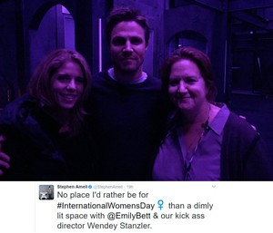 New Stephen and Emily tweet