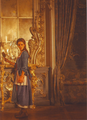 New pics of Emma Watson in 'Beauty and the Beast'  - emma-watson photo