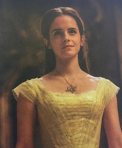 Beauty and the Beast (2017) fond d'écran entitled New pictures of Belle