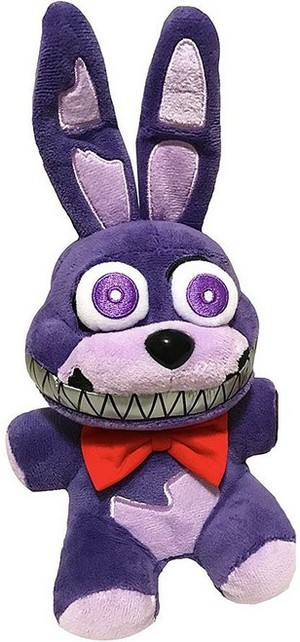 Nightmare Bonnie Plush