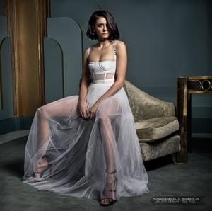 Nina Dobrev Vanity Fair photoshoot