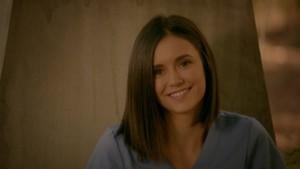 Nina Dobrev in The Vampire Diaries 8.16 ''I was feeling Epic''