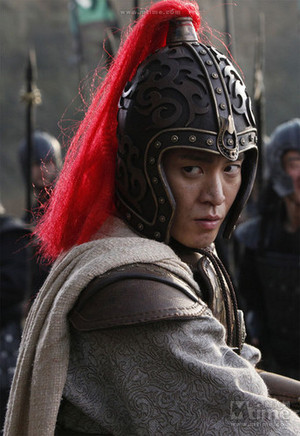 Oguri as Yang Guifei s former husband Li Mao in Lady of the Dynasty 2015 shun oguri oguri shun 40147