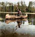 Ojibwe man 1908
