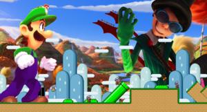 Onceler in Mario Universe