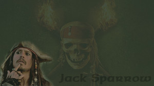 POTC wallpaper - Jack Sparrow