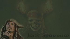 POTC wallpaper - Jack Sparrow