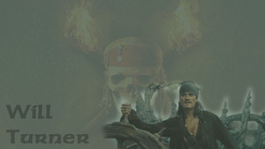 POTC Wallpaper - Will Turner