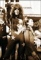 Paul ~Hollywood, California...February 24, 1976 - kiss photo