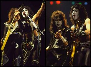 Paul and Vinnie ~Toronto, Ontario, Canada...January 14, 1983