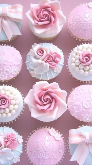 розовый Desserts