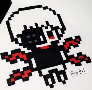 Pixel Kaneki