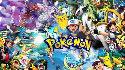 খ্যতিমান পোকেমন দেওয়ালপত্র called Pokemon Hd দেওয়ালপত্র 2013