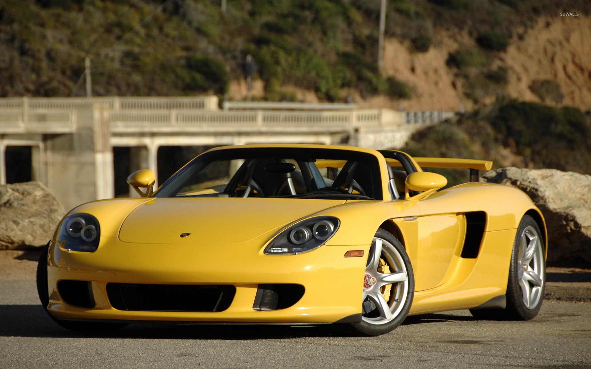 Porsche Carrera Gt Images Porsche Carrera Gt Hd Wallpaper And