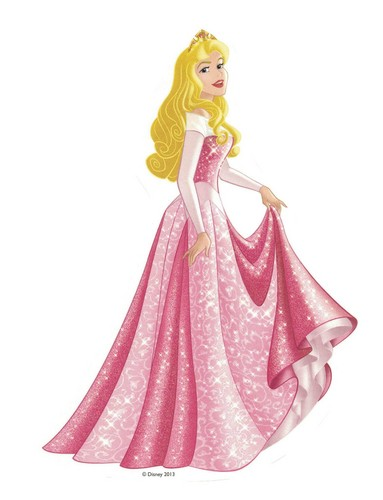 डिज़्नी प्रिन्सेस वॉलपेपर titled Princess Aurora