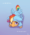 Rainbow Dash? - my-little-pony-friendship-is-magic fan art