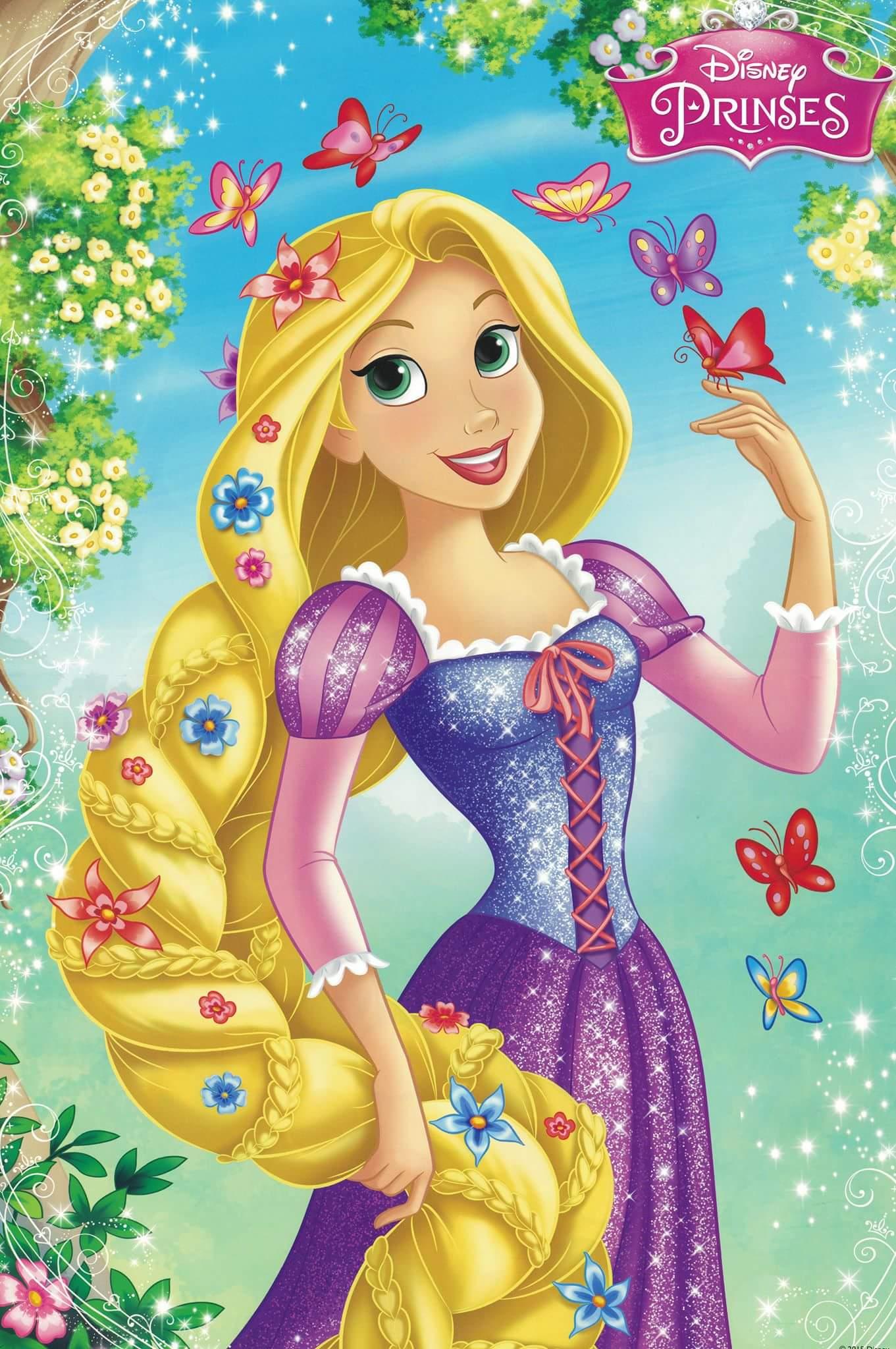 Rapunzel - Disney Princess Photo (39040278) - Fanpop