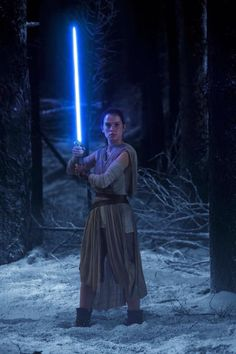 Rey,Star Wars : The Force Awakens