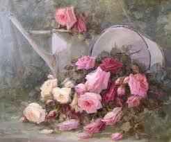 Розы in Art
