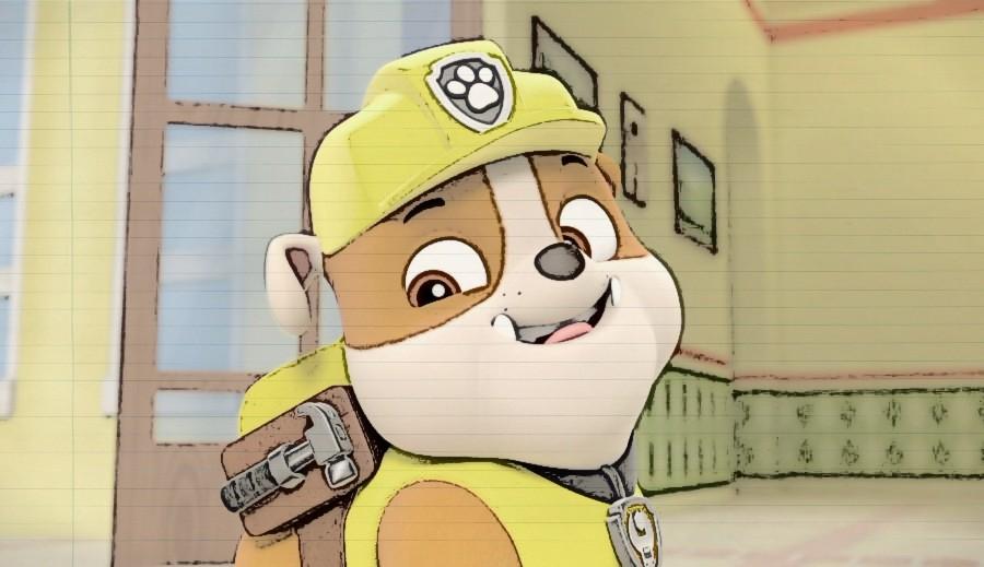rubble  fanarts  paw patrol fan art 40240077  fanpop