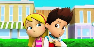 Ryder and Katie