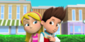 Ryder and Katie - paw-patrol photo