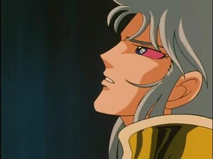 "Saga from""Saint Seiya"""