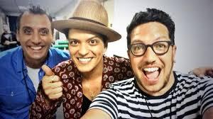 Sal Joe Bruno Mars