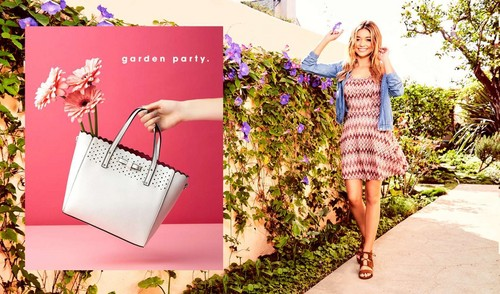 Sarah Hyland Wallpaper Entitled Sarah Hyland   Candies Photoshoot   Spring  2017