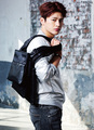 Seo In Guk - Arena Homme Plus Magazine February Issue '17  - korean-actors-and-actresses photo