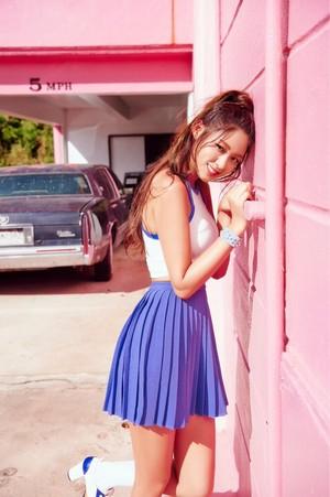 """Seolhyun - """"Good Luck"""" Weekend Version"""