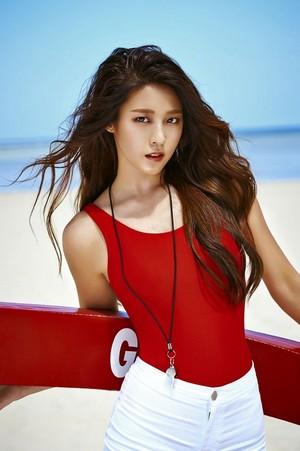 "Seolhyun - ""Good Luck"""