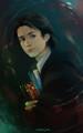 Severus - harry-potter fan art
