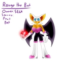 Sexy Rouge - rouge-the-sexy-bat photo