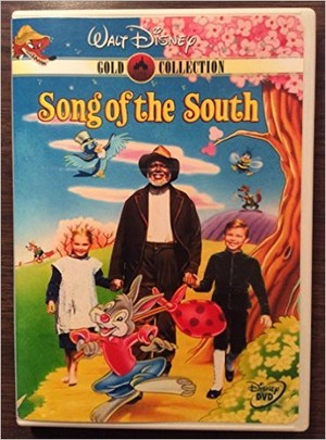 Song of the South Walt Disney 1946 DVD