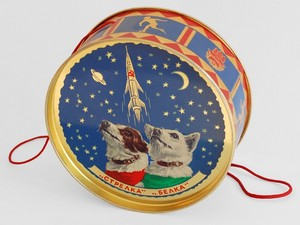 Soviet अंतरिक्ष Dogs: Belka and Strelka