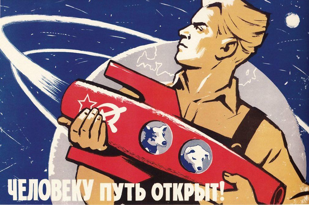 Soviet Space Dogs: Belka and Strelka