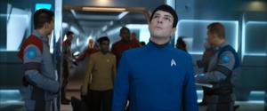 星, つ星 Trek Beyond