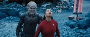 星, 星级 Trek Beyond