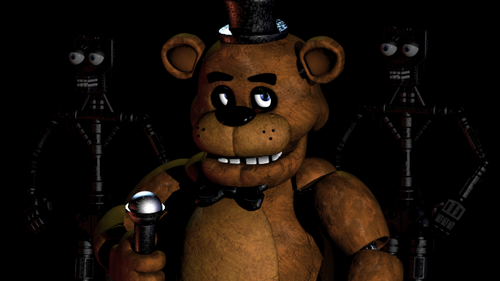Five Nights at Freddy's wallpaper called Steamworkshop webupload previewfile 270684111 preview