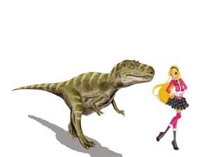 Stella e il gorgosauro