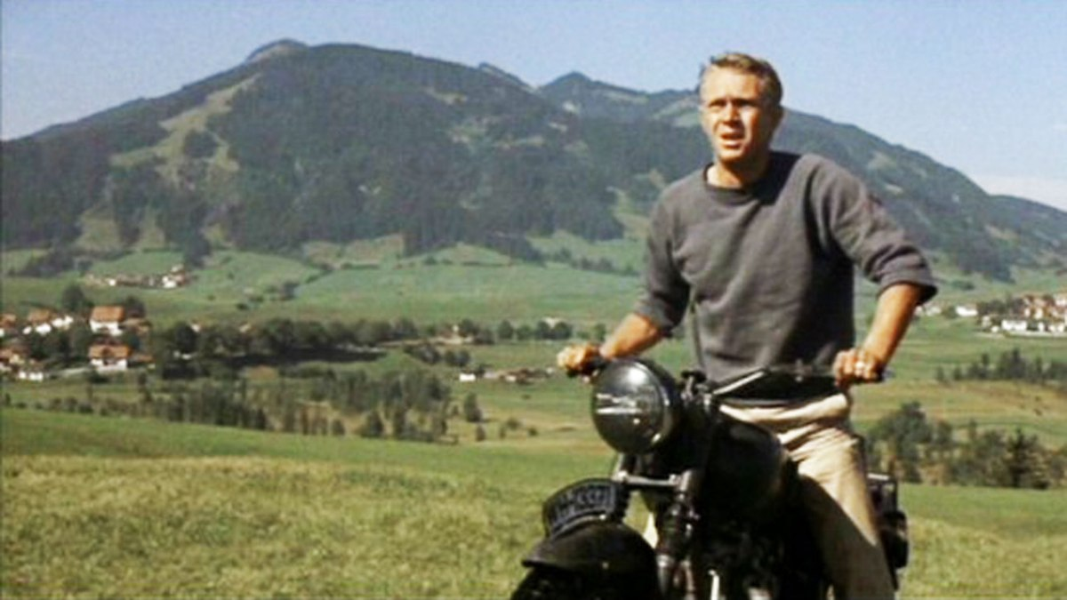 The Great Escape Images Steve Mcqueen Hd Wallpaper And Background