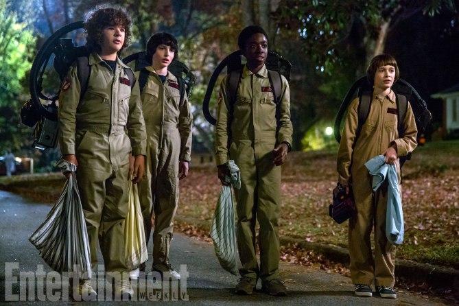 Stranger Things Season 2 First Look