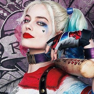 Suicide Squad's Harley Quinn