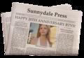 Sunnydale Press 20TH Anniversary Edition - buffy-the-vampire-slayer fan art