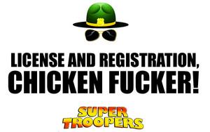 Super Troopers উদ্ধৃতি