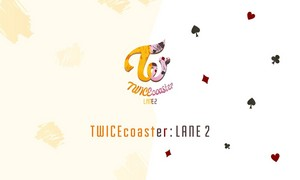 TWICE reveal image teaser for 'TWICEcoaster : LANE 2'